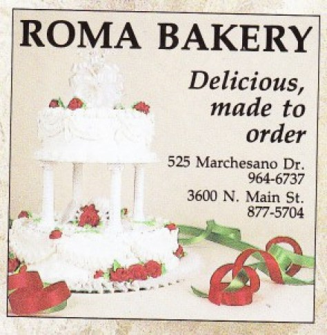 Roma Bakery