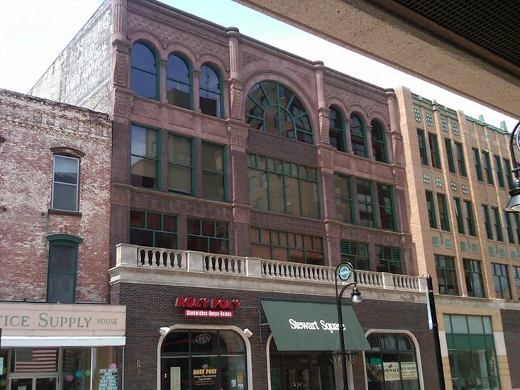 D.J. Stewart building