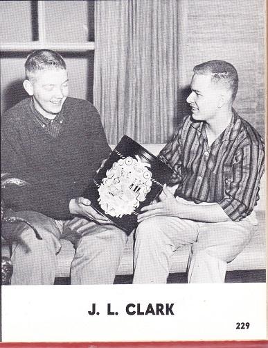 J.L. Clark Yearbook sm