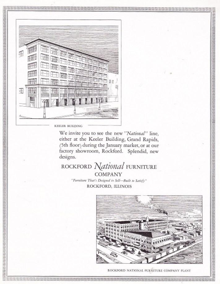 Rockford National Furniture Co