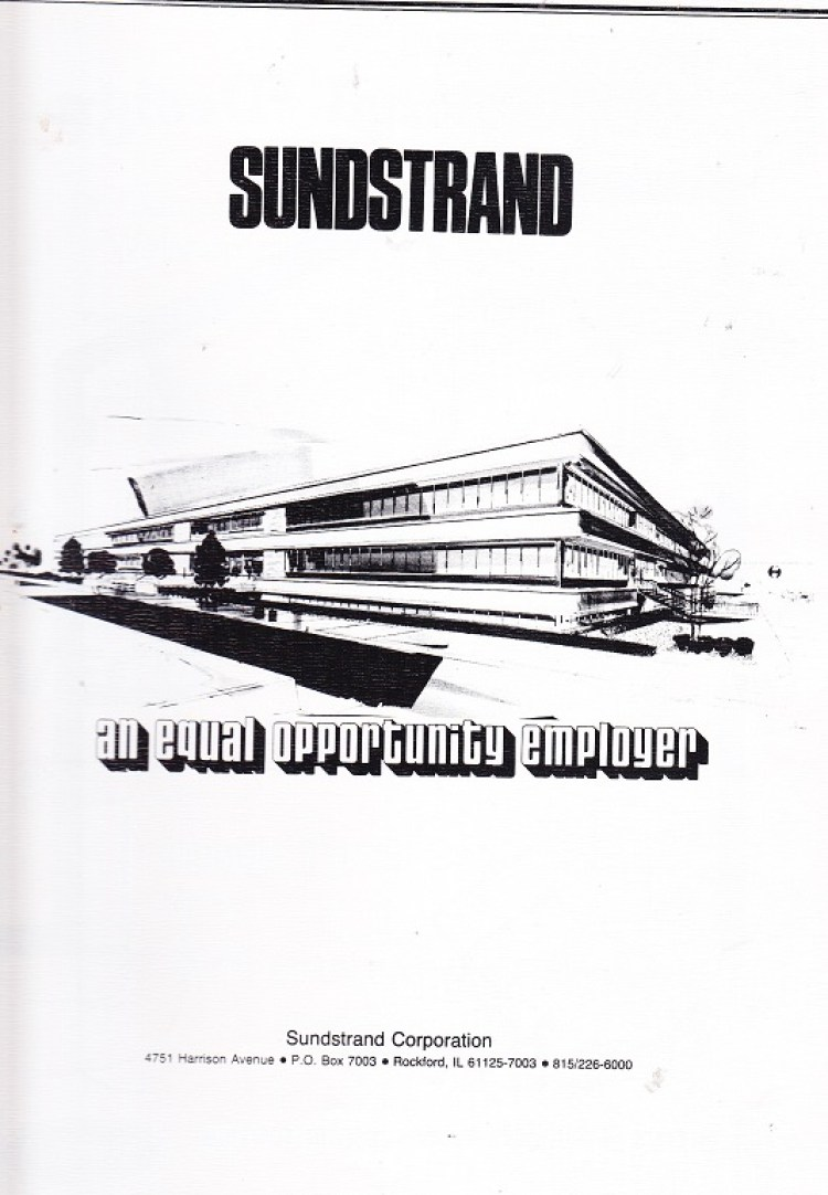 Sunndstrand Corporation