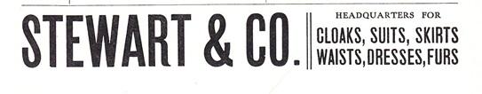 stewart & Co Ad