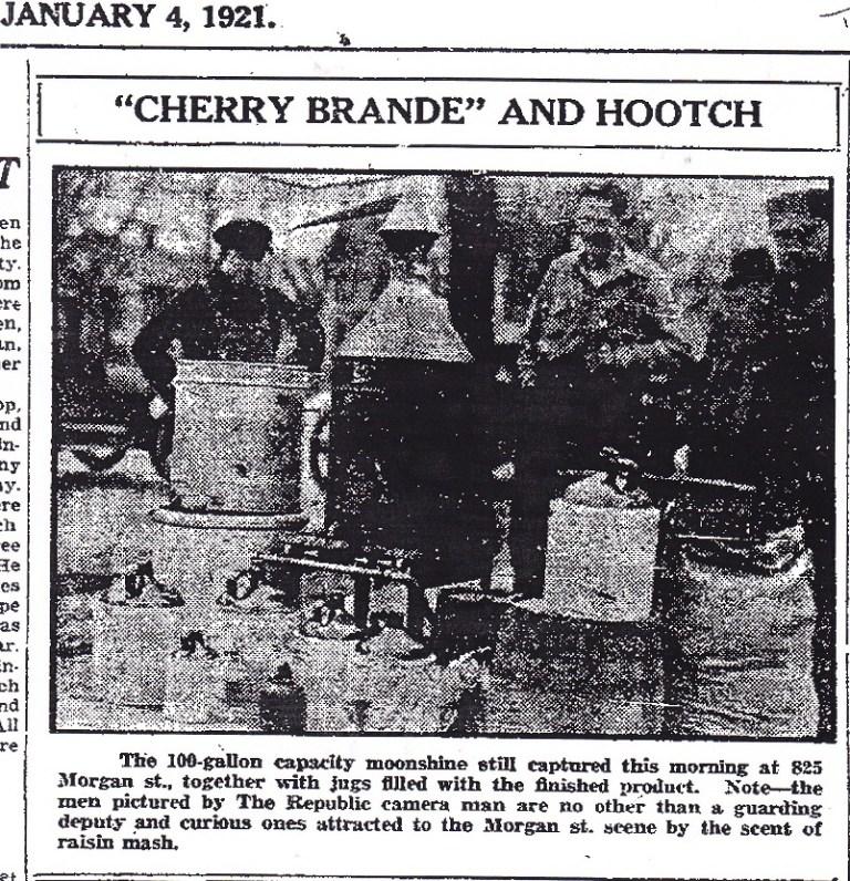 Cherry Brande