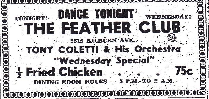 Feather Club 1945