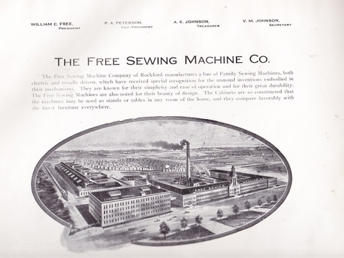 Free Sewing Machine