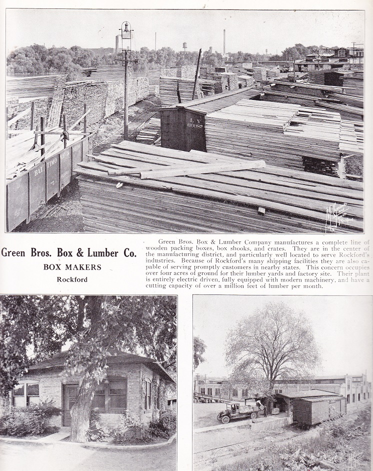 Green Bros. Box and Lumber Co.