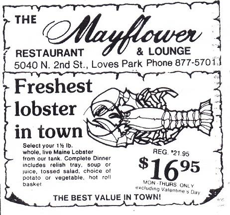 Mayflower 1991