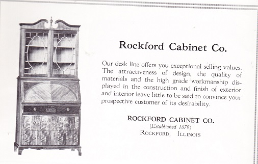 Superieur Rockford Cabinet Co.