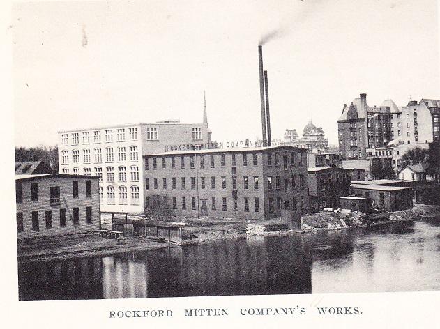 Rockford Mitten Works 1893