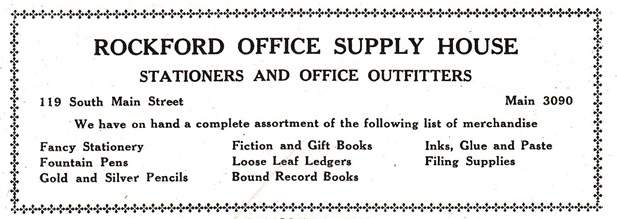 Rockford Office Supply House