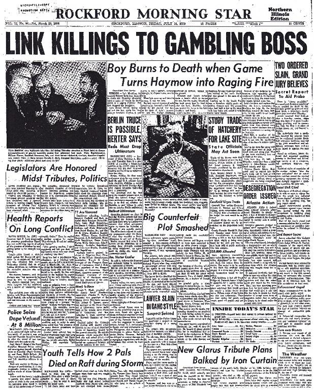 Link Killings - 1