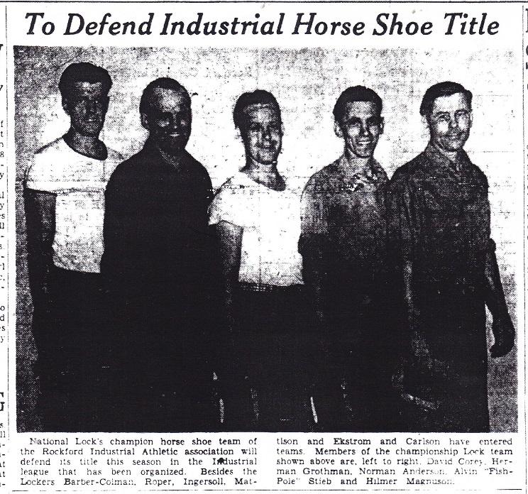 RIAA horse