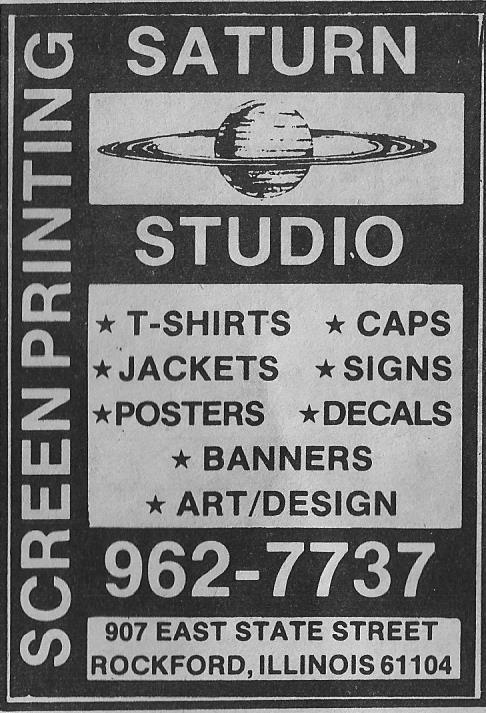 Saturn Studio