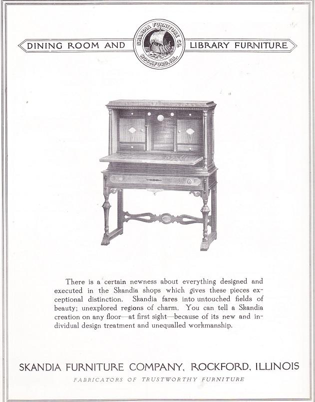 Exceptionnel Skandia Furniture Co., N 2nd St. Opp Ethel U2013 March 1925