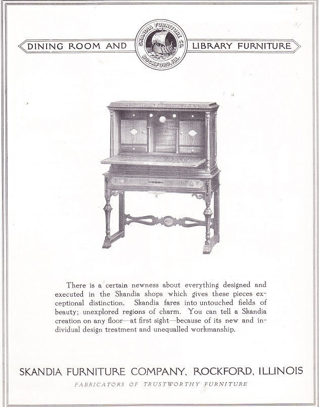 Skandia Furniture Co.