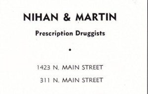 Nihan & Martin - 1