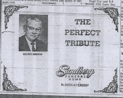 Sundberg Funeral Home