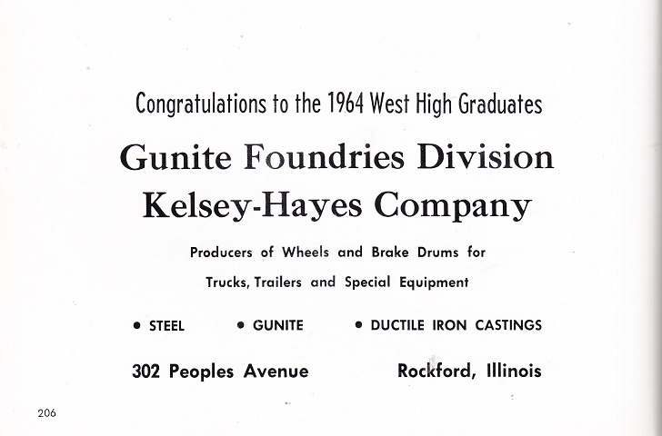 Gunite Foundries Div