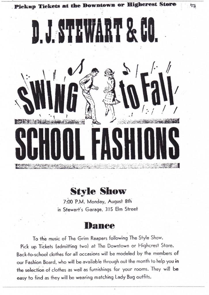 Swing to Fall - 1