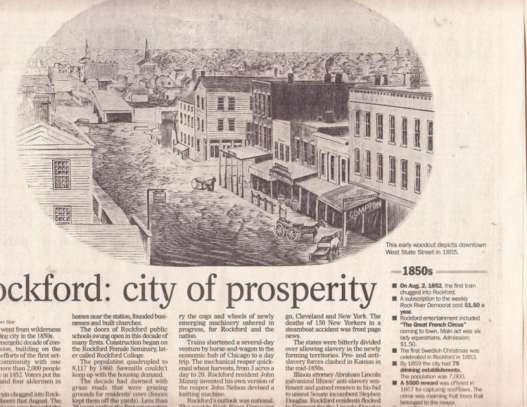 Rockford City of Prosperitu