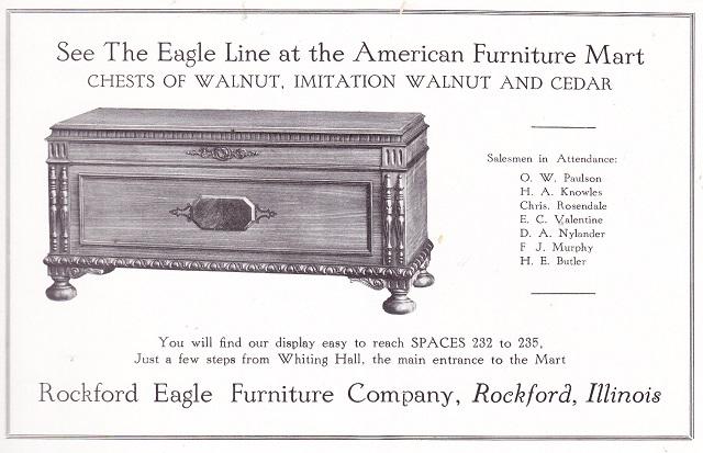 Rockford Eagle Furn