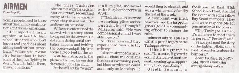 Tuskegee Airmen - 3