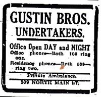 Gustin Bros.