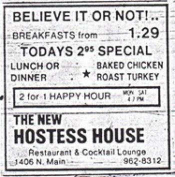 Hostess - 3