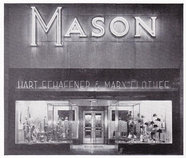 Mason's Men's Wear