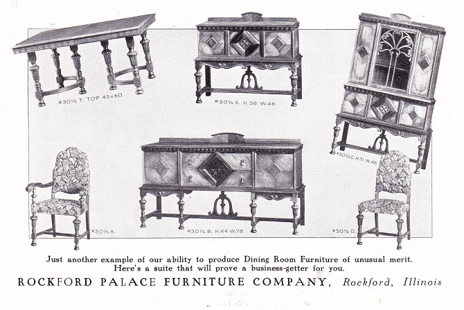 Rockford Palace Furni