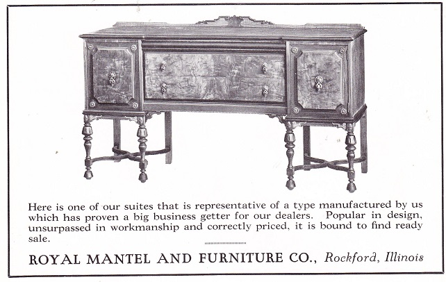 Royal Mantel And Furniture Co.