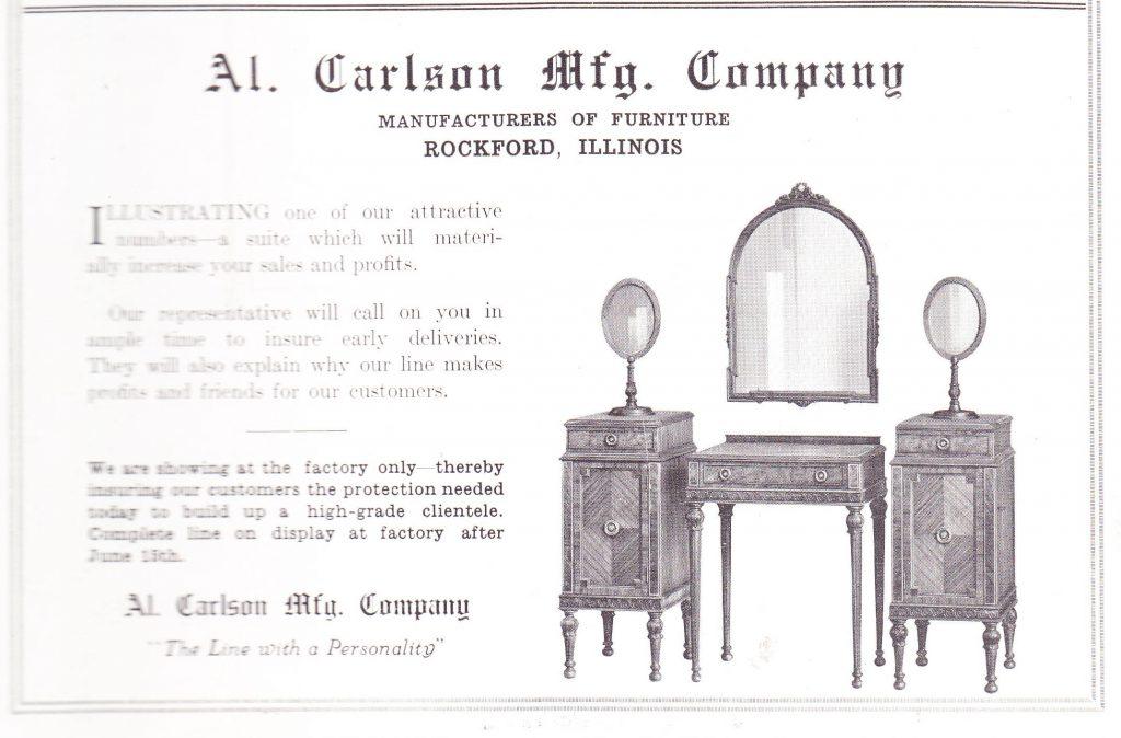 Al Carlson Mfg. Co.