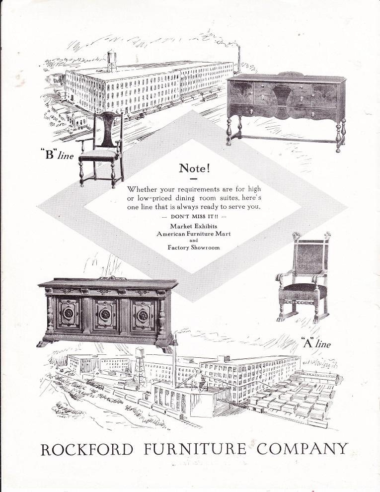 Rockford Furniture 7 25