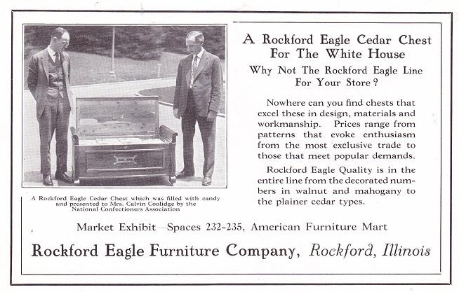 Rockford Eagle Furniture