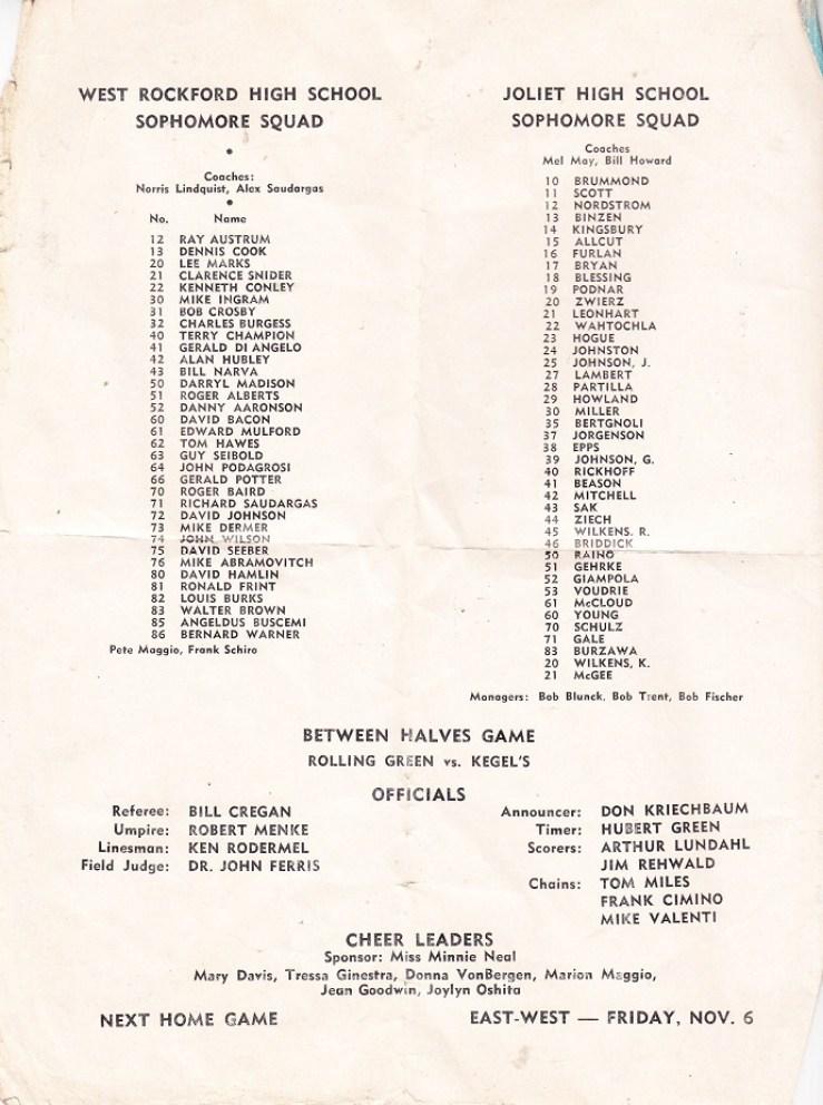 West Rockford 1959 - 4