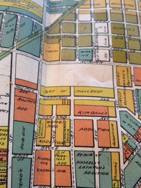 Garfield Ave 1917