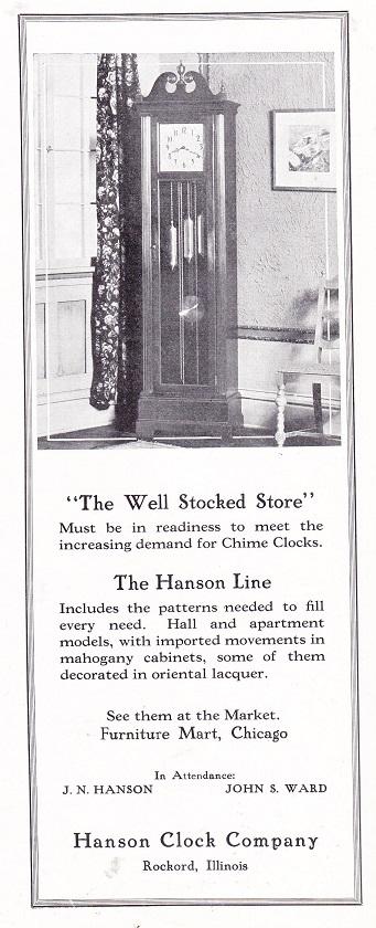 Hanson Clock Co.