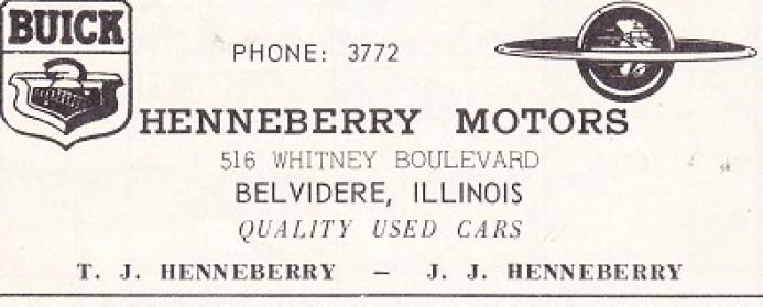 Henneberry Motors