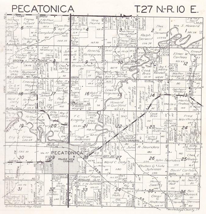 Pecatonica Township