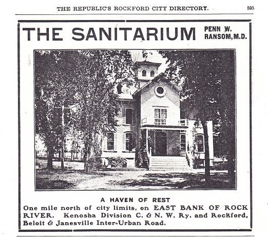Ransom Sanitarium