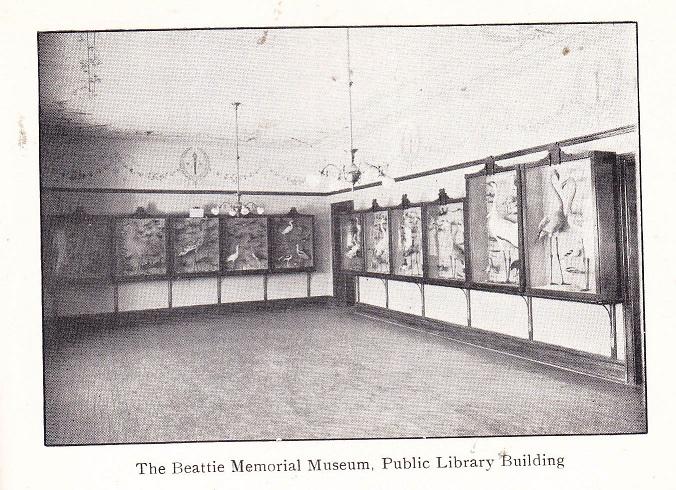 Beattie Memorial museum