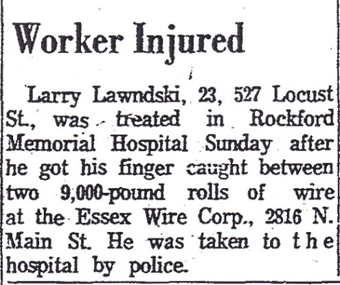 Essex Accident - 4