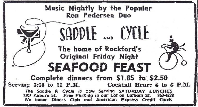 Saddle Seafood