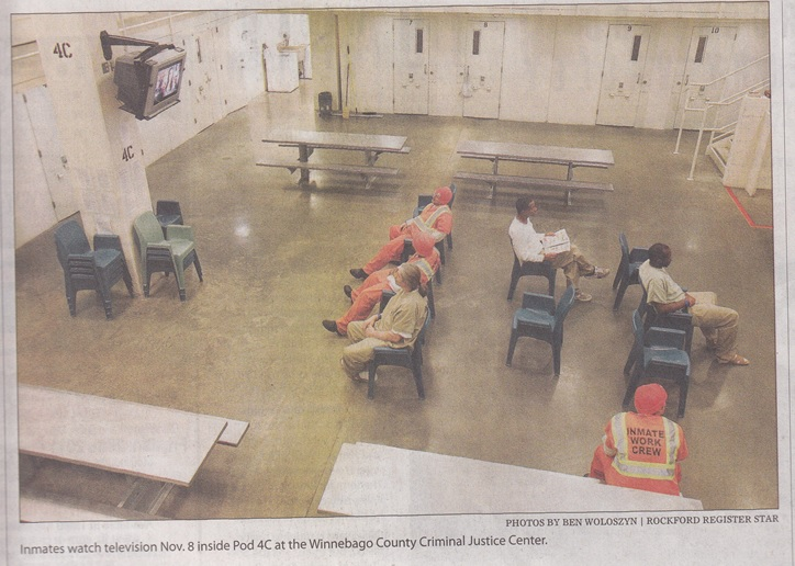 Winnebago County Justice Center