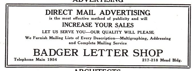 badger-letter-service