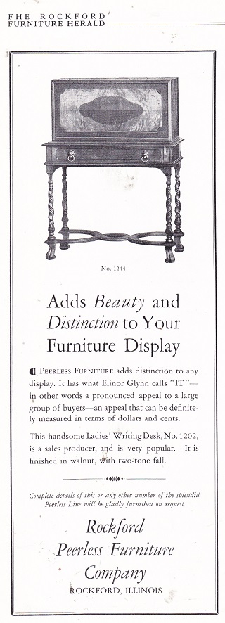 Rockford Peerless Furniture Co., ...