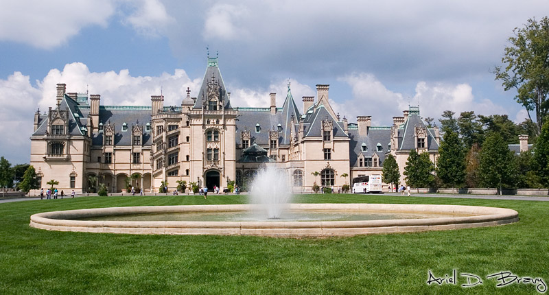 The Biltmore Estate - Entrepeneurs from the Beginning (1/4)