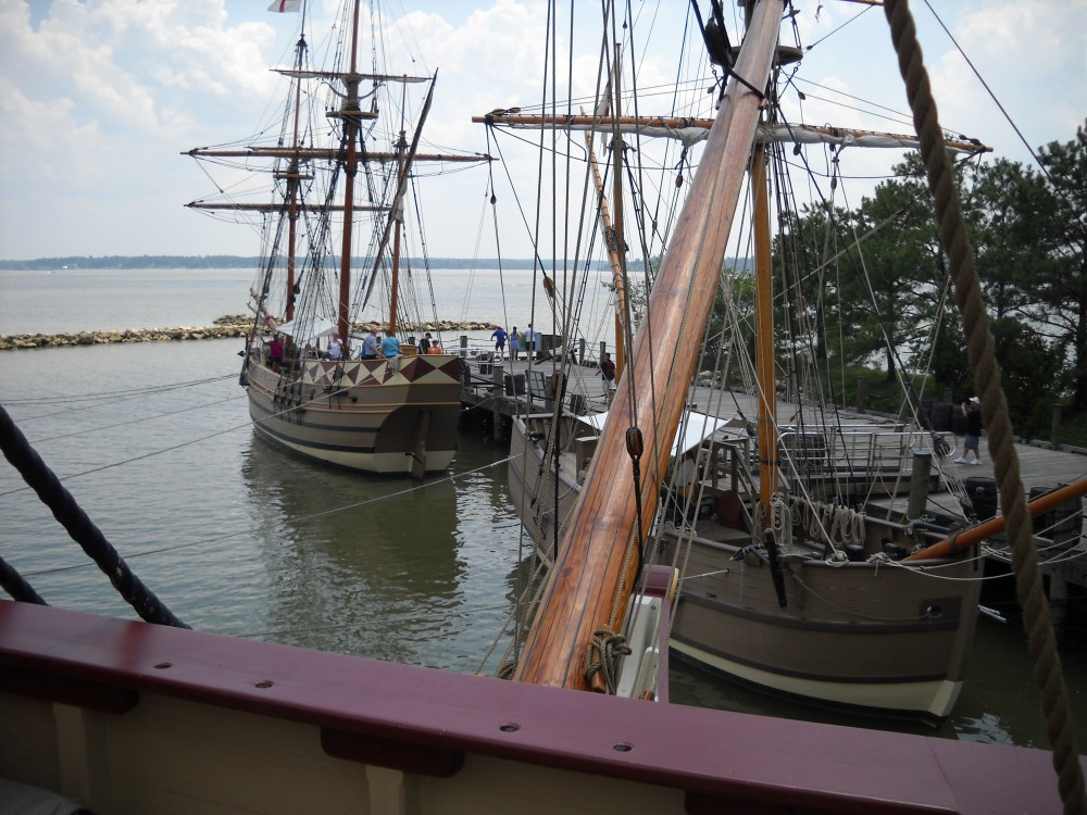 Jamestown - America's Roots, Uprooting!!! (5/6)