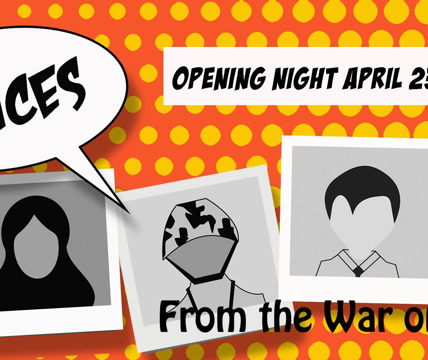 Voices from the War on Terror: A Sensory Exhibit