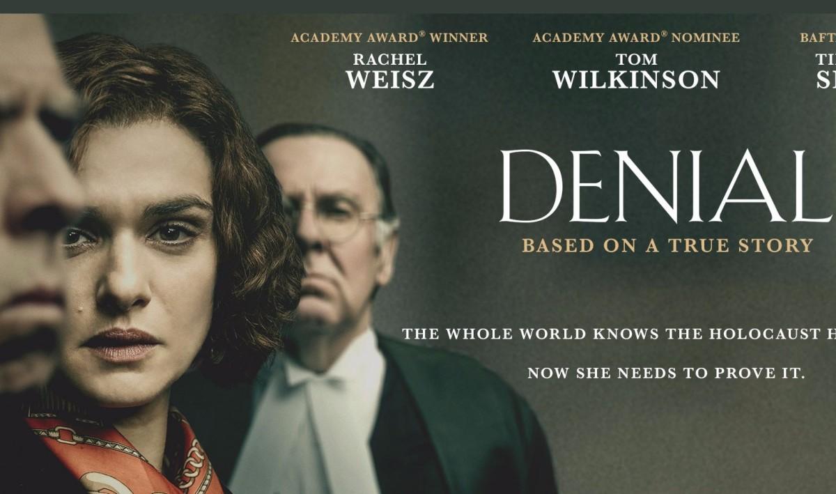 """""""Denial"""" Movie Screening and Panel Discussion: April 18"""